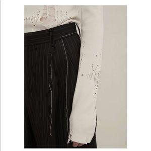 🔥JNBY stylish suit pants with design details